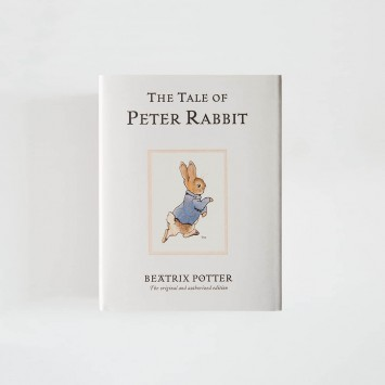 The Tale of Peter Rabbit · Beatrix Potter (F. Warne & Co)