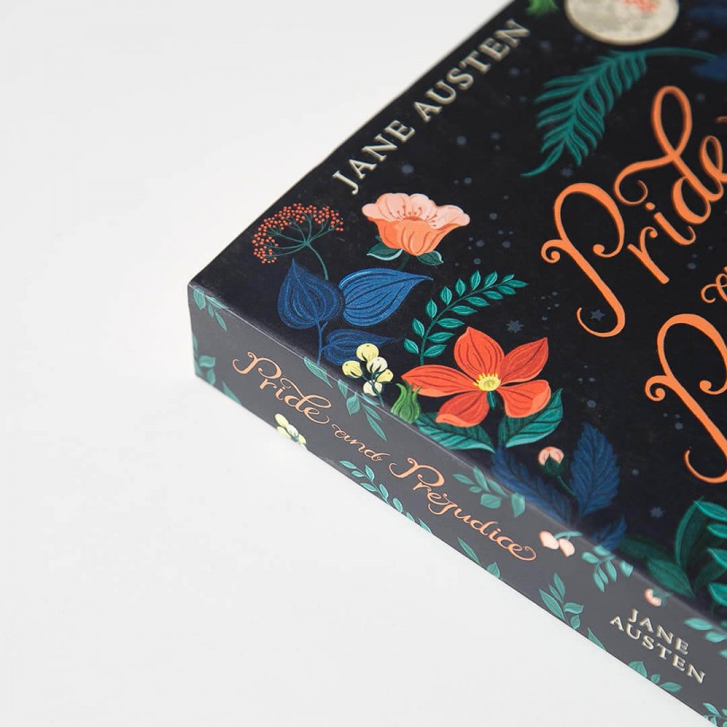 Pride and Prejudice · Jane Austen (Puffin Classics)