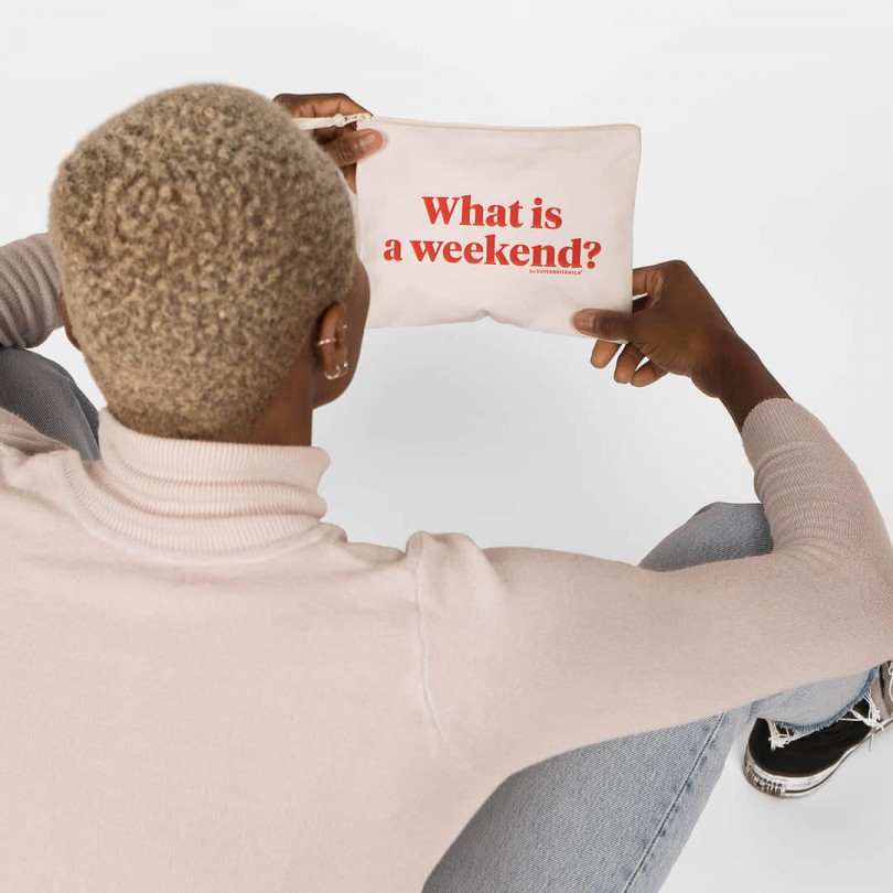 Portatodo · What is a weekend?