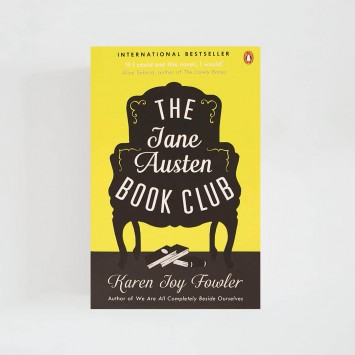 The Jane Austen Book Club · Karen Joy Fowler (Penguin Books)
