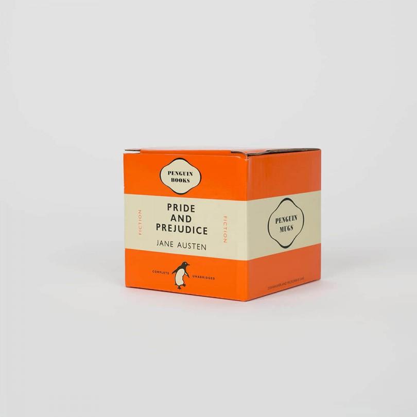 Taza · Pride and Prejudice (Penguin Collection)