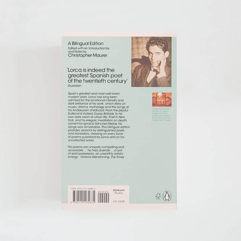Selected Poems · Federico García Lorca (Penguin Modern Classics)