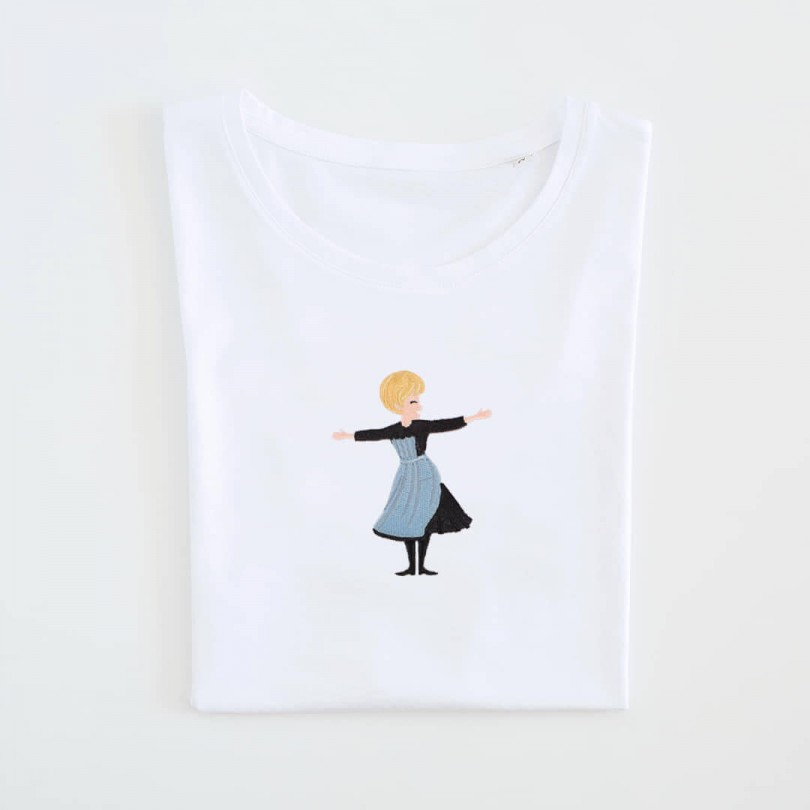 Camiseta · The Sound of Music