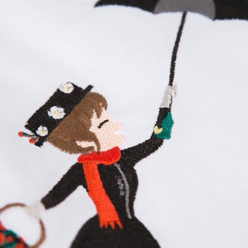Camiseta · Mary Poppins