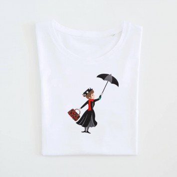 Camiseta · Practically perfect in every way