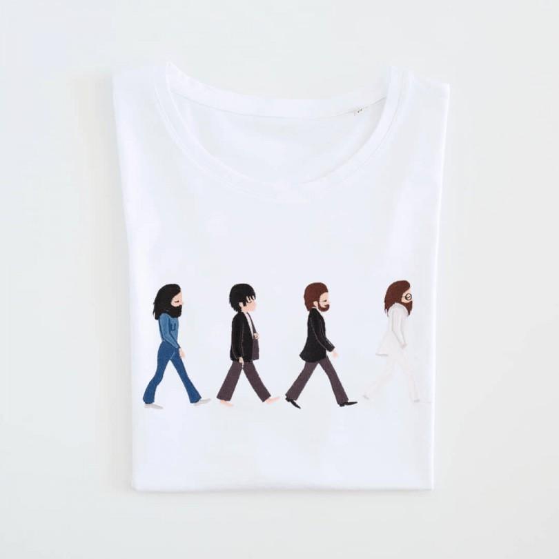 Camiseta · Abbey Road