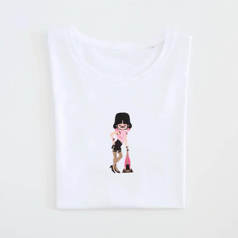 Camiseta · I want to break free