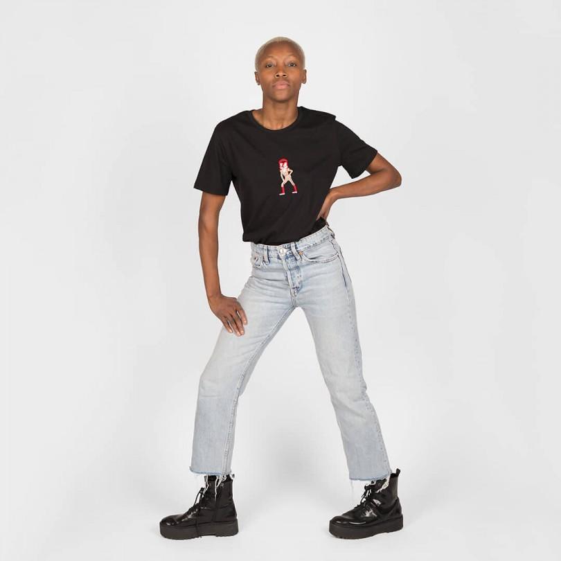 Camiseta · Ziggy Stardust