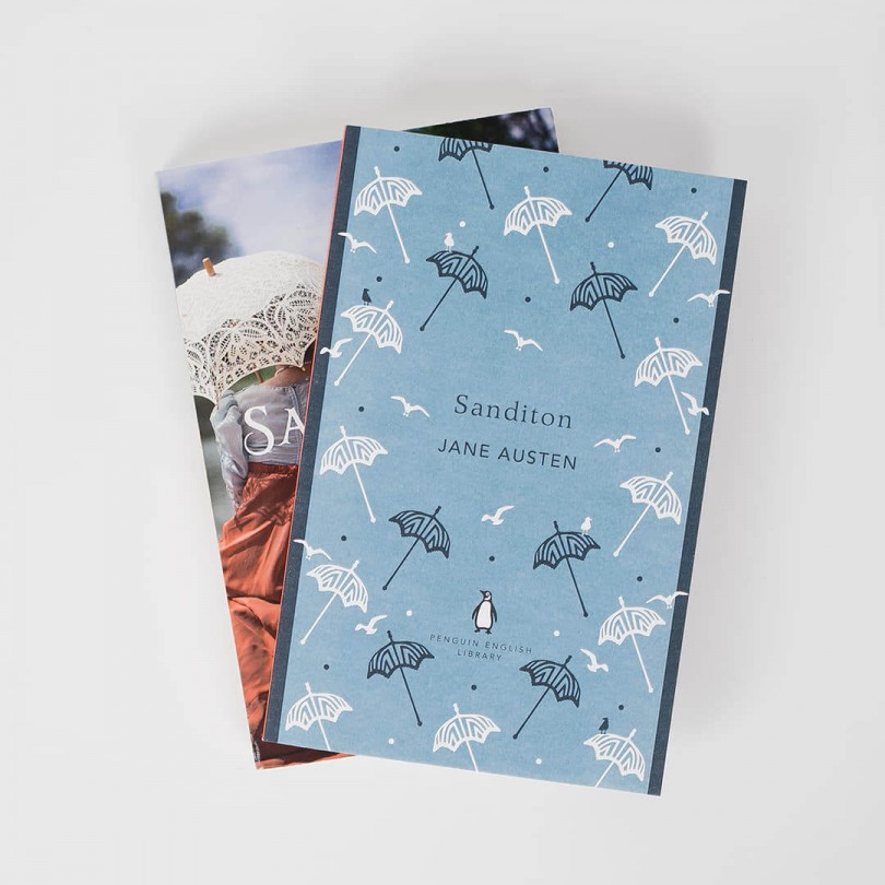 Sanditon · Jane Austen (Penguin English Library)