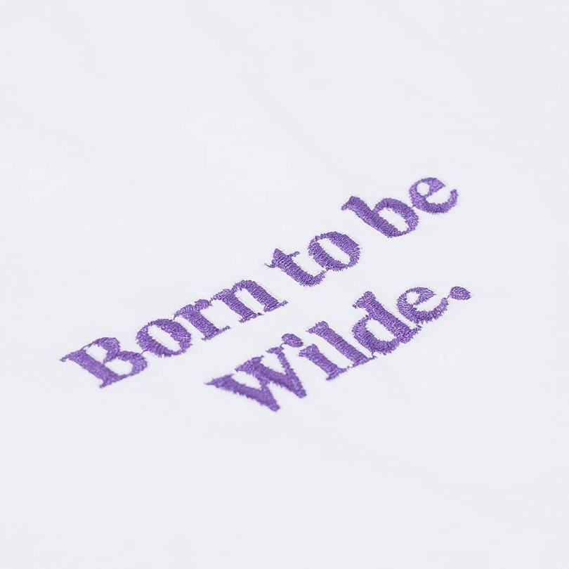 Camiseta · Born to be Wilde
