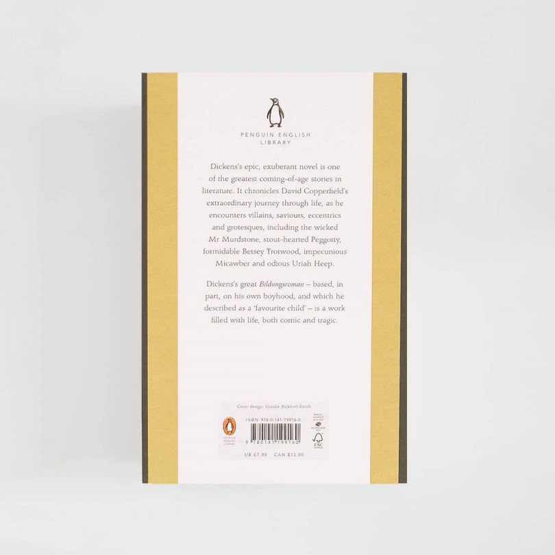 David Copperfield · Charles Dickens (Penguin English Library)