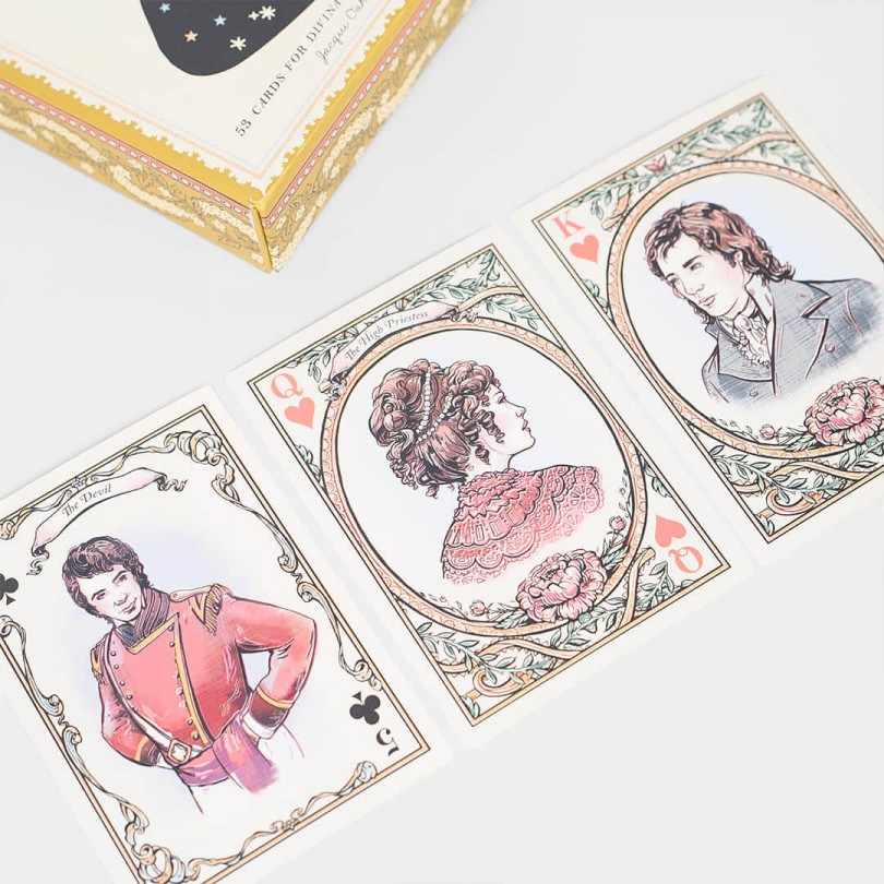 A Jane Austen Tarot Deck · 53 Cards for Divination and Gameplay