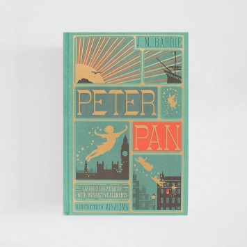 Peter Pan · J.M. Barrie