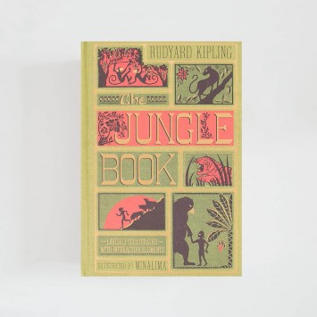 The Jungle Book · Rudyard Kipling