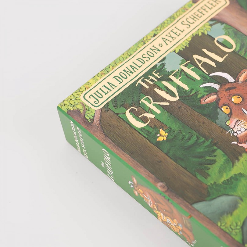 The Gruffalo and the Gruffalo's Child · Julia Donaldson (Pan MacMillan)