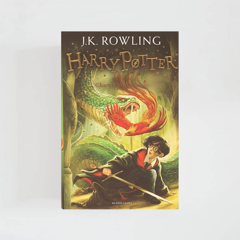 Harry Potter and the Chamber of Secrets · J.K. Rowling (Bloomsbury)