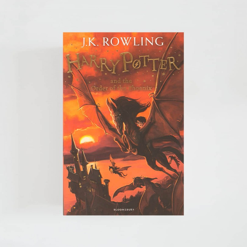 Harry Potter and the Order of the Phoenix · J.K. Rowling (Bloomsbury)