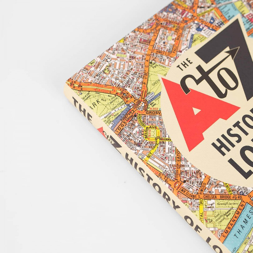 The A-Z History of London · Philip Parker (HarperCollins)
