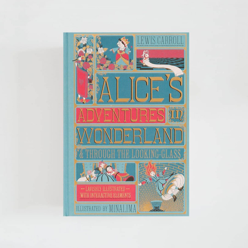 Alice's Adventures in Wonderland and Through the Looking-Glass · Lewis Carroll (Harper Design)