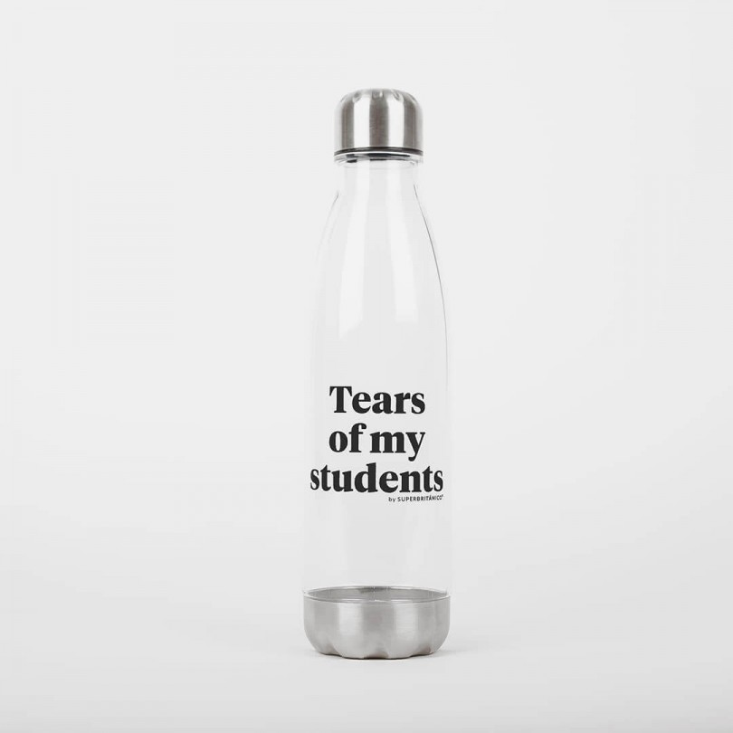Taza · Tears of my students
