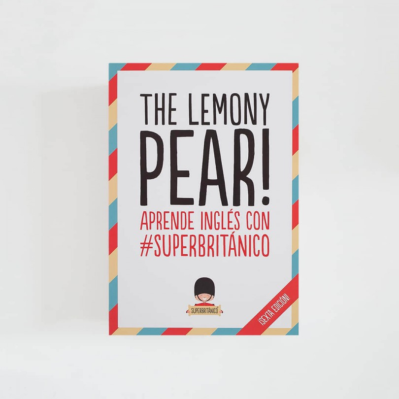 Libro - The Lemony Pear!