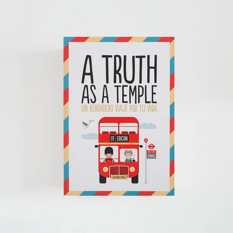 Libro - A Truth as a Temple