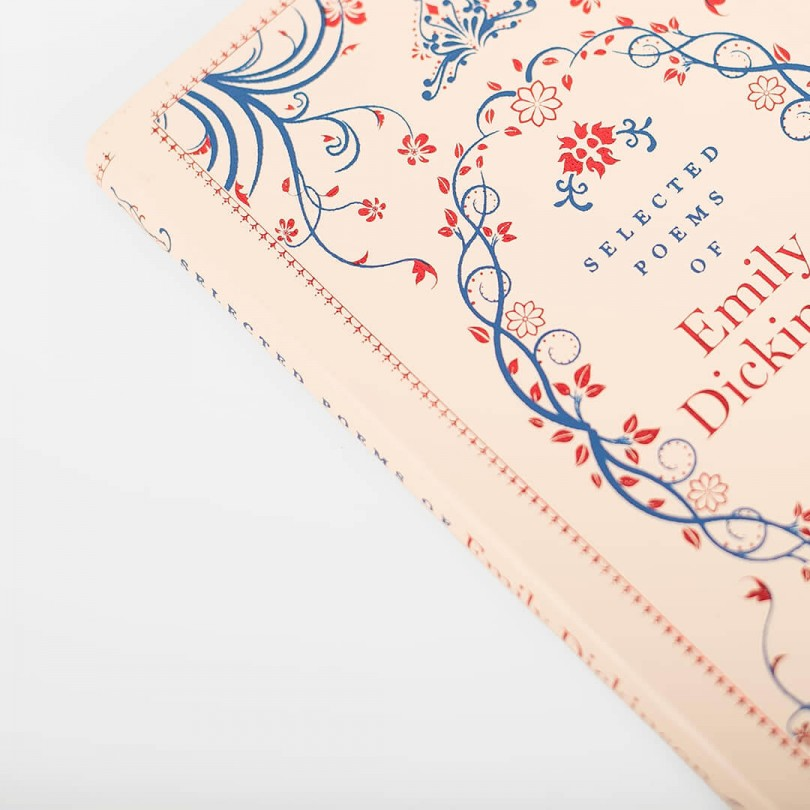 Selected Poems · Emily Dickinson (Barnes & Noble Leatherbound)