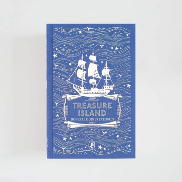 Treasure Island · Robert Louis Stevenson (Puffin Clothbound Classics)