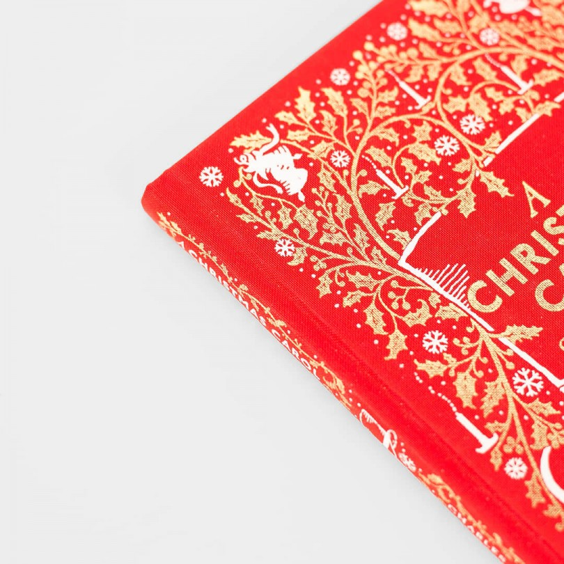 A Christmas Carol · Charles Dickens (Puffin Clothbound Classics)