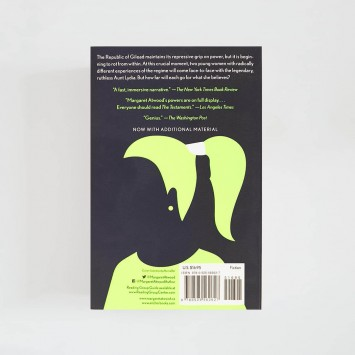 The Testaments · Margaret Atwood (Anchor Books)