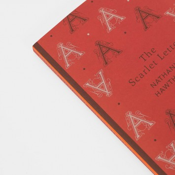 The Scarlet Letter · Nathaniel Hawthorne (Penguin English Library)