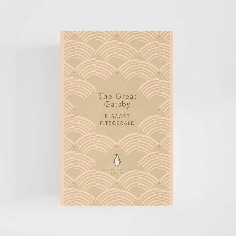 The Great Gatsby · F. Scott Fitzgerald (Penguin English Library)
