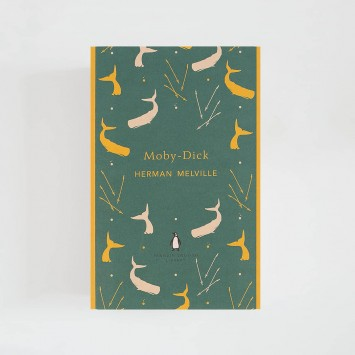 Moby-Dick · Herman Melville (Penguin English Library)