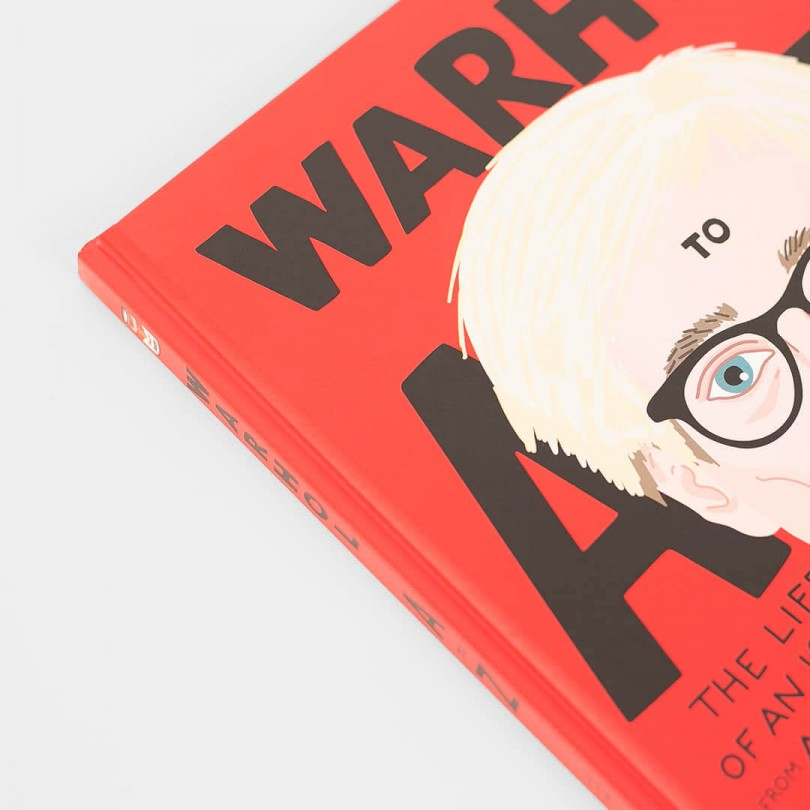 Andy Warhol A to Z · The Life of an Icon (Smith Street Books)
