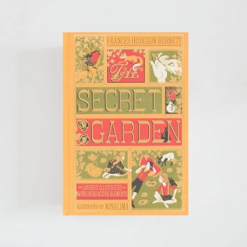 The Secret Garden · Frances Hodgson Burnett (MinaLima)