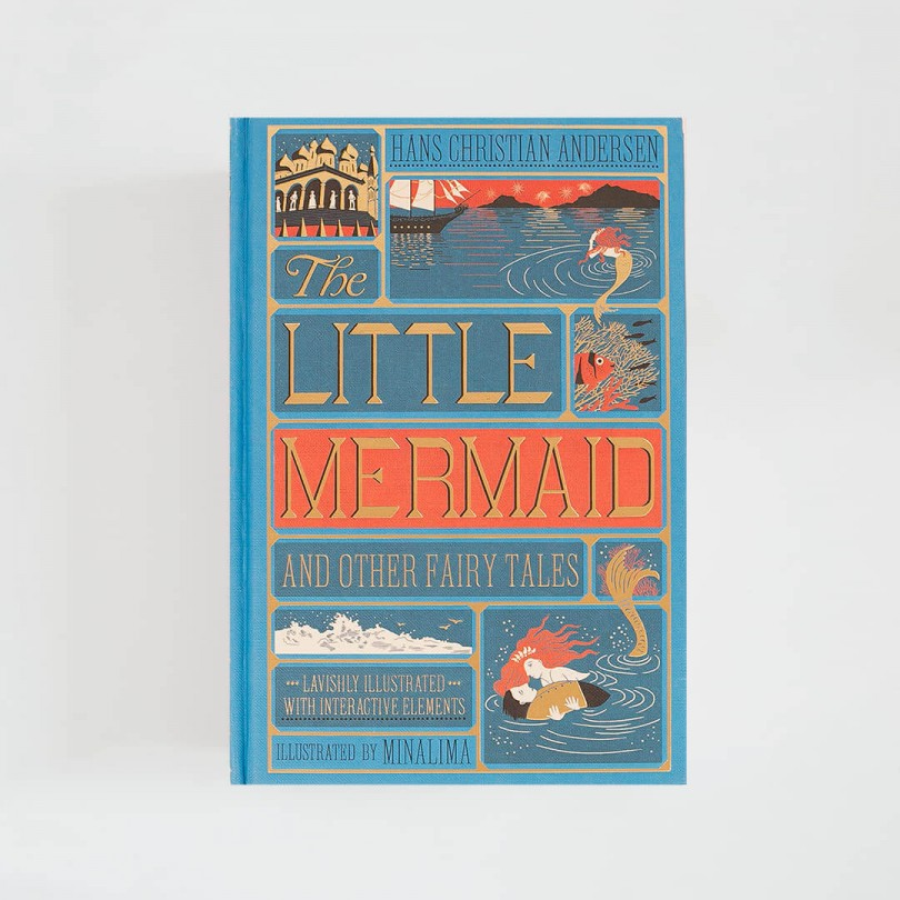 The Little Mermaid And Other Fairy Tales · Hans Christian Andersen (MinaLima)