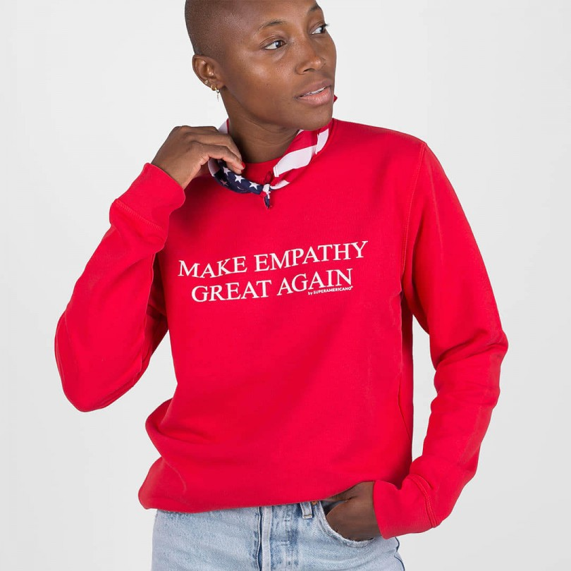 Sudadera · Make Empathy Great Again