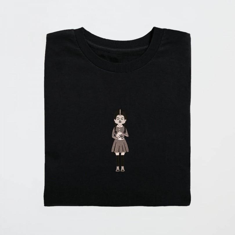 Camiseta · I hate everything