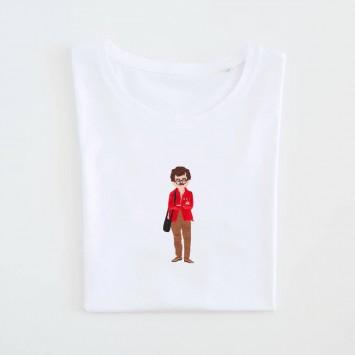 Camiseta · Theodore & Samantha