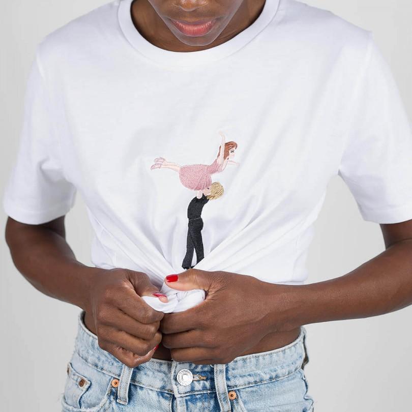 Camiseta · Johnny & Baby