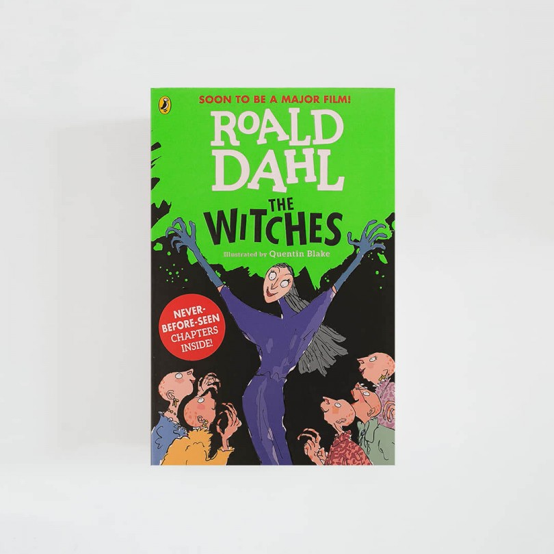 The Witches · Roald Dahl (Penguin Books)