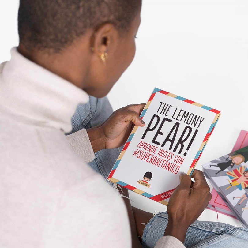 Libro - The Lemony Pear!