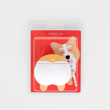 Funda AirPods · Welsh Corgi