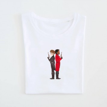 Camiseta · Anthony & Simon