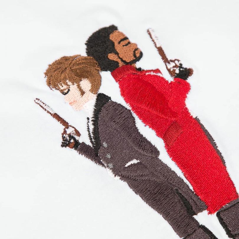 Camiseta · Anthony & Simon