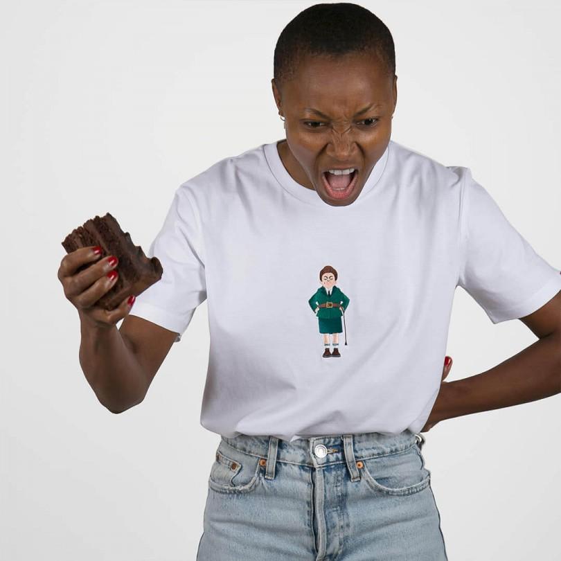 Camiseta · Miss Trunchbull