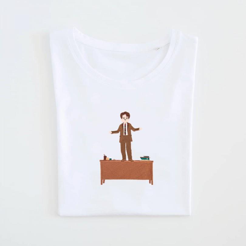 Camiseta · Mr Keating