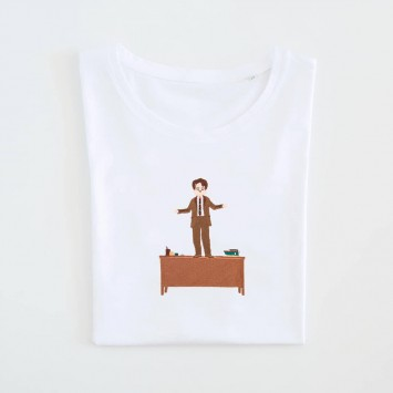 Camiseta · Mr Keating