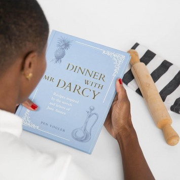 Dinner With Mr Darcy · Recipes Book (Pen Vogler)