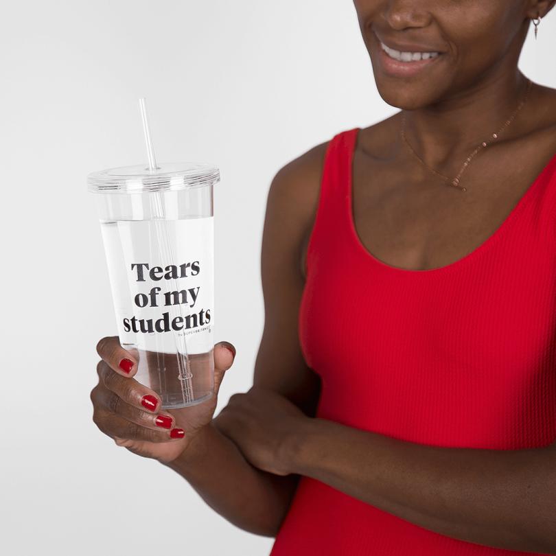 Vaso · Tears of my students